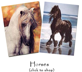 Horse Art Gifts - Click to Shop